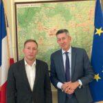 Proč Bělorusko vyhostilo francouzského velvyslance